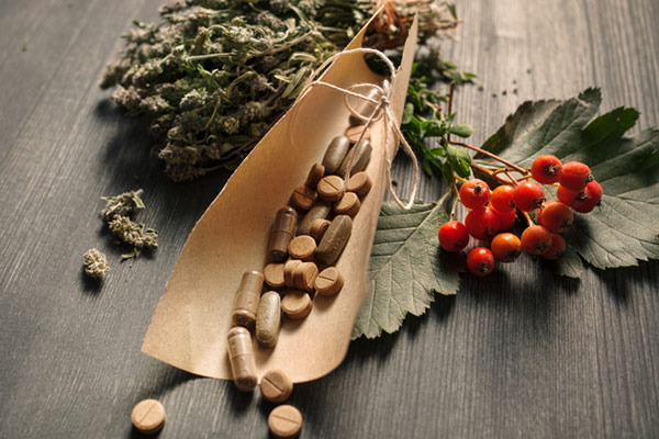 OAB article: Herbs for Overactive Bladder